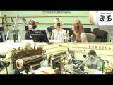 AOA - 130805 AOA BLACK @ Hong Jin Kyung 2 o'clock (part 4) + Without You (live)