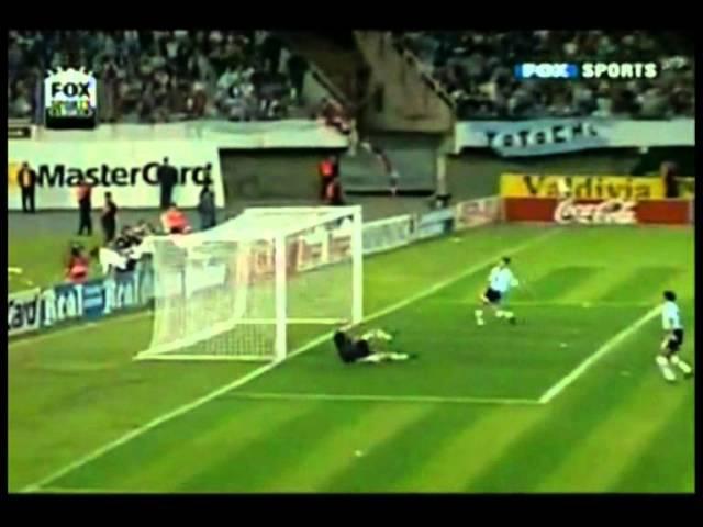 Jose Luis Chilavert's international goals