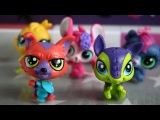 Littlest Pet Shop / Литл Пет Шоп - Pet Party Spectacular / Вечеринка - 15 Pets /15 фигурок - B3808