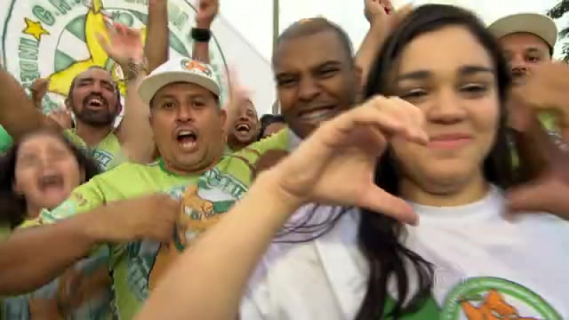 Série Torcidas do Samba - RJTV 2º Edição 4º Episódio