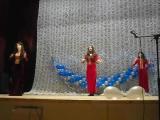 танец туркменских девушек - билезик