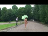 Jarka Nude in Public 1
