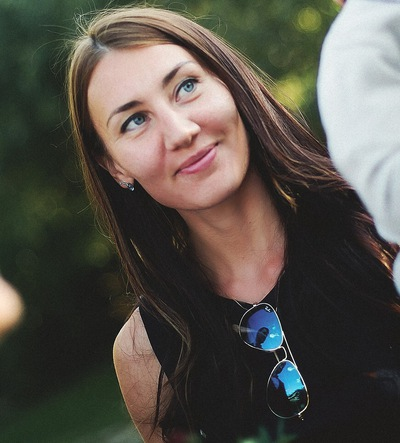 Саша Жданова