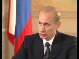 Последняя передча Доренко на ОРТ (Жесткая критика Путина по поводу АПЛ Курск) (1)
