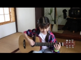 キセキ Kiseki - GReeeen cover by Gail Sophicha 9 years old. น้องเกล .