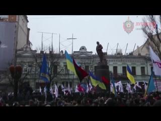 Документальный фильм: Нам не оставили выбора (становление ЛНР) 10.02.2016