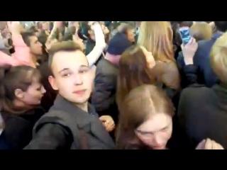 VADIM на концерте группы Serebro