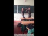 когда нет офицера на уроке))
