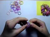 Видео урок 1 по плетению браслета Лентяй