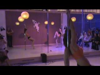 Хэллоуин в танцевальной школе Ева...