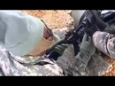 Army Private Doesn't Know Why His Gun Isn't Shooting This army private can