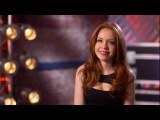 Daniella Mass - Don't Cry For Me Argentina - America's Got Talent - July 21, 2015
