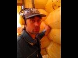 Канадская рубка 9.05.13  часть 11 Сруб деревянный дом кедр рубленный дом