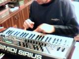 LaserDance - Endless Dream - cover on Quasimidi Sirius