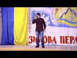 Jingle Bells Rock (Bobby Helms cover) - sings Sergei Borisov, Ukraine, Chernovtsy