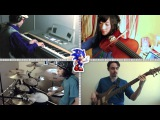 Green Hill Zone - Sonic the Hedgehog - Performed by Tetrimino