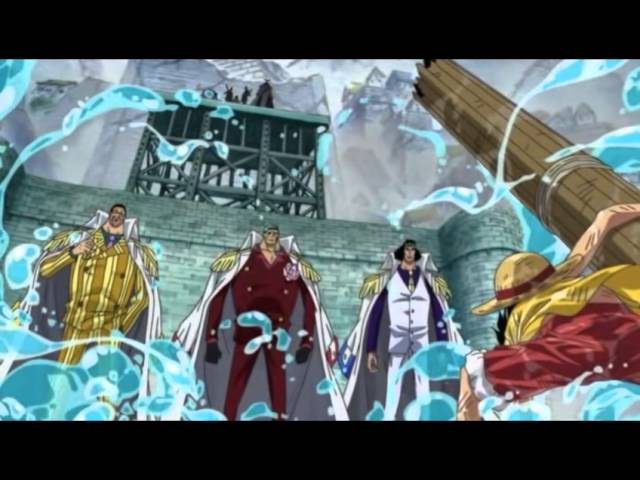 One Piece - Nothing to Lose (Shinedown - Diamond Eyes)