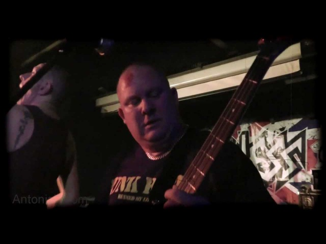 The Business - Suburban Rebels (live Athens 2013)