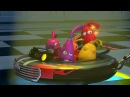 Прикольный мультик «Овощная вечеринка» - Робот пылесос 77 серия