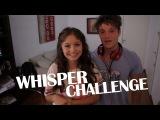 Karol Sevilla I Whisper Challenge con Lionel Ferro I #LioYKarol