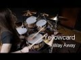 Yellowcard - Way Away (drum cover by Vicky Fates)