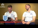 Who would Adam Lallana choose to play him in a film? Lallana v Henderson | Roommates