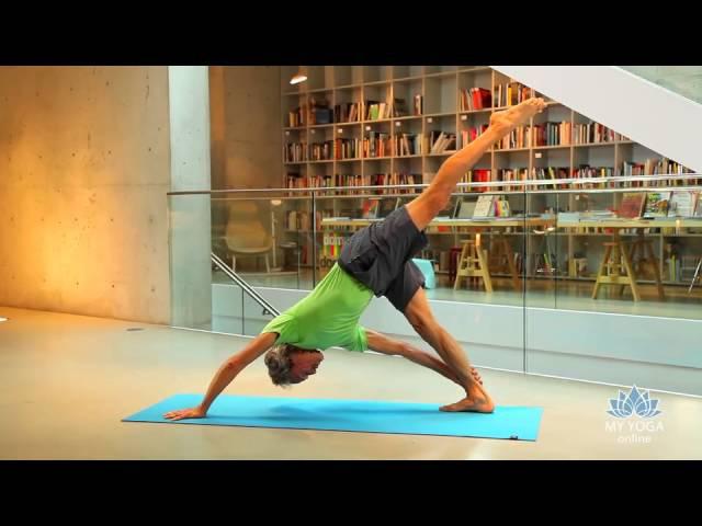 Doug Swenson Yoga: Fluid Power Vinyasa