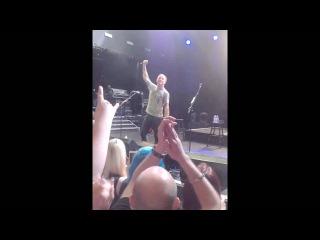 Corey Taylor @ Koko Camden 8.5.16 Coreys entrance