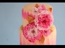 Ruffle Flower Cake Tutorial Rosie's Dessert Spot