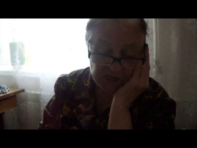 Бабка звонит оператору МТС
