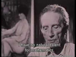 Marcel Duchamp on Chess