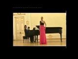 L.van Beethoven,  F.Schubert   A.Polovinkina (soprano) I.Sharapa (piano)