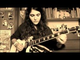 Hotel California - Eagles Solo Cover by Anastasia