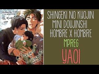 Dulce sueño!! Ereri (MPREG) //Shingeki no Kyojin// Mini Doujinshi YAOI