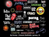 We'll rock you (Queen) + Back in black (ACDC)