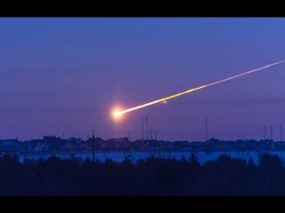 Падение метеорита в Севастополе 21 ноября 2013г , ночная вспышка НОВОЕ ВИДЕО