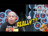 ARE YOU F#KING SERIOUS WITH THIS! SUPER MARIO MAKER #42