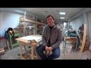 Реечное каноэ (1/8) Изготовление стапеля (Мастерская Пират Вудс)