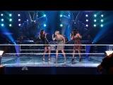 Kelsey Rey vs. Tori & Taylor Thompson - Unwritten (The Voice US. s01e05)