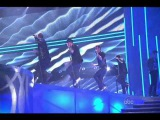 BackStreet Boys &amp New Kids On The Block = NKOTBSB (Performance In American Music Awards 2010)