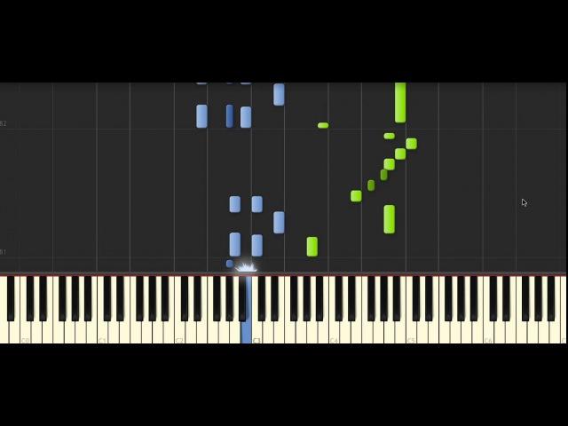 Oginsky Polonaise Farewell to Homeland Piano Tutorial