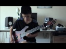Intervals Ephemeral Solo Cover by Ryan Siew