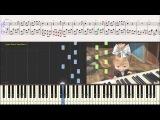 Репетиция оркестра м/ф Маша и Медведь (Ноты для фортепиано) (piano cover)