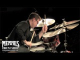 Stanton Moore Drum Clinic Solo at Memphis Drum Shop