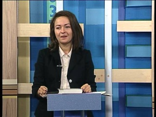Юлія Лефтер в передачі