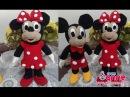 Amigurumi Mickey Mouse Miki Mause Yüz Örülüşü , Canım Anne