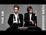 ESC 2016 Belarus - The EM - Turn Around (National Selection)