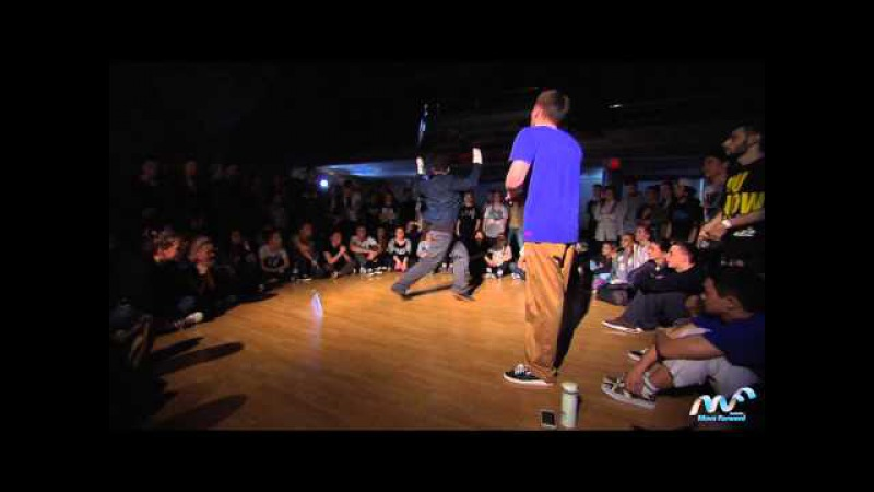 Zlo vs. Twist | POPPING 1X1 | MFDC 2015 [Official HD]