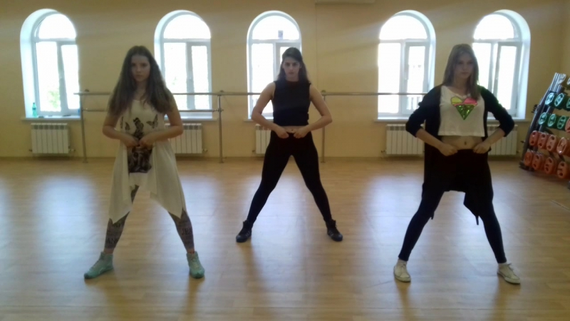 STARS 13-25 Choreo by Nastya Shauro