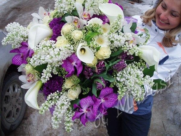 Салон-магазин Букеты от Маруси - магазин цветов